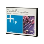 Hewlett Packard Enterprise BladeSystem Management Suite - License - 8 servers - Linux, Win - for ProLiant BL20p G3, BL25p, BL35p, BL45p, DL385 0533639