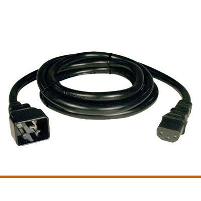 TrippLiteHeavy-Duty Power Cord for PDU 15A 12AWG C13 to C20 - power cable - 7 ft(P032-007)