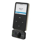 Belkin TuneTalk - Voice recording unit - black - for Apple iPod (5G) F8Z082-BLK