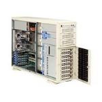 Supermicro SC743 TQ-R760 - Tower - 4U - extended ATX - SATA/SAS - hot-swap 760 Watt - beige - USB