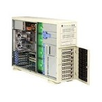 "Supermicro SuperServer 7045A-T - Server - tower - 4U - 2-way - RAM 0 MB - SATA - hot-swap 3.5"" - no HDD - GigE - monitor: none"