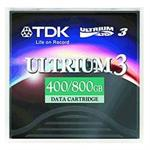 TDK LTO Data Cartridges with Case (Ultrium 3 400GB/ 800GB) TDK27791