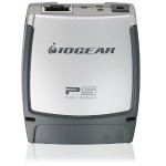 Iogear USB 2.0 Print Server, 1-Port GPSU21