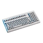 Cherry 16IN USB KYBD 104 KEY-GREY G81-1800LUMUS-0