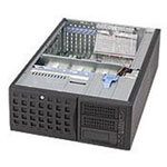 Supermicro SC745 TQ-R800B - Tower - 4U - SATA/SAS - hot-swap 800 Watt - black - USB
