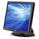 "1915L 19"" LCD Desktop Touchmonitor (AccuTouch Touch Technology, Dual Serial/USB Touch Interface and Antiglare Surface Treatment) - Color: Dark Gray"