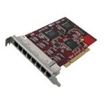 RocketPort uPCI 8J - Serial adapter - PCI - RS-232 x 8