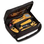 Fluke Networks Electrical Contractor Telecom Kit I with TS30 Test Set and Case 11290000