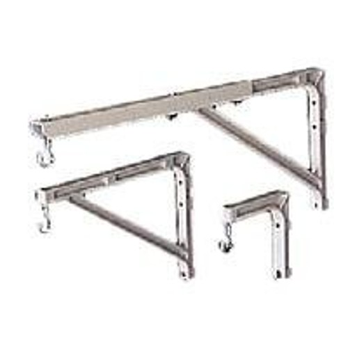 Da Lite Da-Lite Mounting Brackets Model No.11 - wall mount bracket