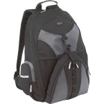 "15.6"" Sport Backpack - Black/Gray"