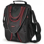 "13.3"" Mini Messenger - Black/Red"