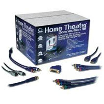 Cables To GoVelocity HDTV Connection Kit - video / audio cable kit(38067)