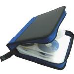 40Pk Pro CD Travel Case-Holds 200 CDs
