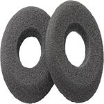 Ear cushion - black (pack of 2) - for SupraPlus Polaris P251, P261; SupraPlus SL H351, H361; SupraPlus SL Polaris P351, P361
