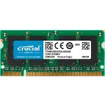 Crucial 2GB PC2-5300 667MHz DDR2 Unbuffered Non-ECC CL5 SDRAM 200-pin SODIMM CT25664AC667