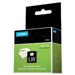 Clear Address Labels for LabelWriter Printers - 130 Labels