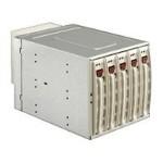 """Supermicro CSE-M35TQ - Storage drive cage with cooling fan - 3.5"""" - beige - for Supermicro SC743, SC743I, SC743S, SC743S1, SC743S2, SC743T, SC748S, SC748TQ; SC745"""