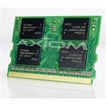 AX - DDR2 - 512 MB - MicroDIMM 172-pin - 533 MHz / PC2-4200 - unbuffered - non-ECC - for Panasonic Let's Note CF-R4, T4, W4; Toughbook R4, T4, W4, Y4; Toughbook eLite W4, Y4