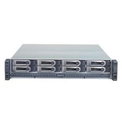 PromiseVTrak M210p 8-Bays UltraU320 SCSI-to-SATA II RAID 6 Hard Drive Array(P29VS2P20000G00)