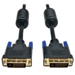 DVI Dual Link Cable, Digital TMDS Monitor Cable (DVI-D M/M), 50-ft.