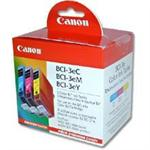 Canon Bci-3E Multipack Photo-Ink Tank Black Cya 4480A263AA