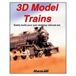 Abacus Software 3D Model Trains - CD S663