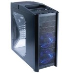 Nine Hundred Ultimate 9-Drive Bays Gamer Case