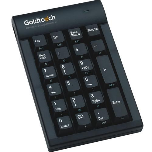 Goldtech Technology Numeric Keypad - USB - Black