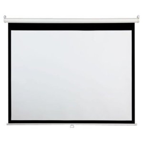 "AccuScreens 119"" Diagonal HDTV Manual Projector Screen"