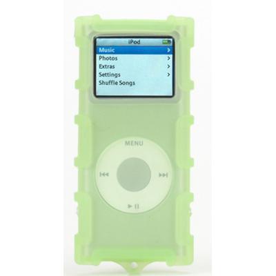 zCoveriSA micro2 TOUGH for iPod nano 2nd Generation - Green(APN2AHGN)