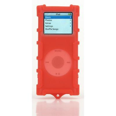 zCover iSA micro2 TOUGH for iPod nano 2nd Generation - Red (APN2AHRD)