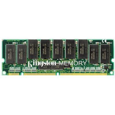 Kingston4GB 667MHz DDR2 ECC Registered with Parity CL5 DIMM Memory Module - Dual Rank, x4(KVR667D2D4P5/4G)