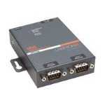 Device Server UDS2100 Two Port Serial (RS232/ RS422/ RS485) to IP Ethernet - Device server - 2 ports - 100Mb LAN, RS-232, RS-422, RS-485