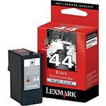 #44XL Black High Yield Print Cartridge. Works with X4975/ X7675/ X9575