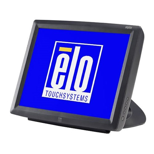 "ELO TouchSystems 1529L Multifunction 15"" LCD Desktop Touchmonitor (Accutouch Touch Technology, Dual Serial/USB Touch Interface, ROHS and Antiglare Surface Treatment) - Color: Beige"