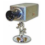 Professional CCD Color Camera with 30ft Night Vision