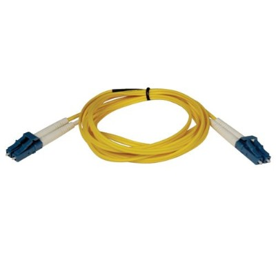 TrippLiteDuplex Singlemode 8.3/125 Fiber Patch Cable LC/LC - patch cable - 3.3 ft - yellow(N370-01M)