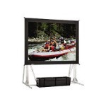 Da Lite Fast-Fold Truss Frame Da-Mat - Projection screen - white 84815