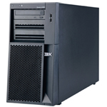 "System x3400 7976 - Server - tower - 5U - 2-way - 1 x Quad-Core Xeon E5310 / 1.6 GHz - RAM 1 GB - SAS - hot-swap 3.5"" - no HDD - CD - ATI ES1000 - Gigabit Ethernet - Monitor : none"