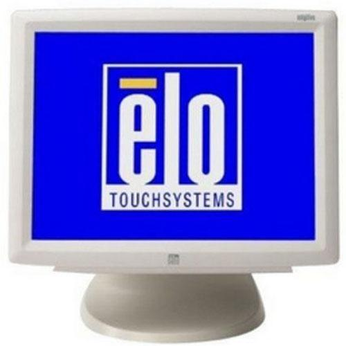 "ELO TouchSystems 1529L Multifunction 15"" LCD Desktop Touchmonitor (IntelliTouch Touch Technology, Dual Serial/USB Touch Interface, ROHS and Antiglare Surface Treatment) - Color: Beige"