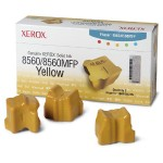 3 - yellow - solid inks - for Phaser 8560