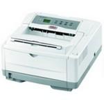 B4600n - Printer - monochrome - LED - A4/Legal - 1200 x 600 dpi - up to 27 ppm - capacity: 250 sheets - parallel, USB, LAN