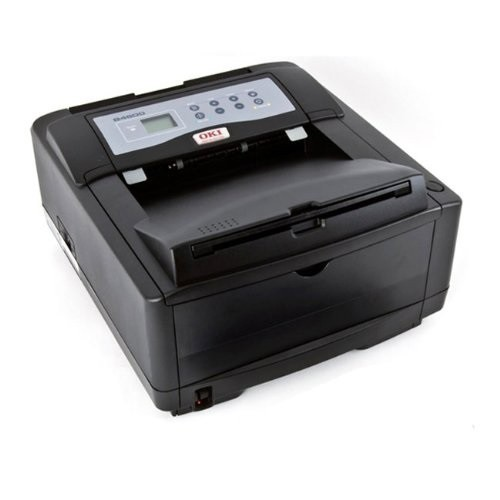 Oki B4600n PS Digital Monochrome Laser Printer with PostScript 3 Emulation