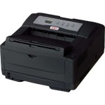 B4600 Digital Monochrome Laser Printer - Black