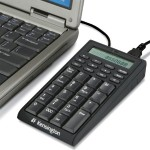 Kensington Notebook Keypad/Calculator with USB Hub K72274US