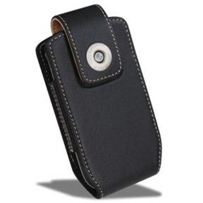 Covertec Universal Premium leather case for Smartphone and PDAPhones Size 2 - Black (SXU2-01)