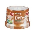 Memorex 50 x DVD-R - 4.7 GB 16x - spindle ( pack of 2 ) 32025639-KIT