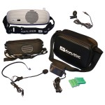 AmpliVox Sound Systems Belt Blaster PRO Personal Waistband Amplifier S207