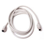 6 ft. PS/2 Keyboard/Mouse Extension Cable