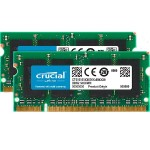 4GB kit (2GBx2), 200-pin SODIMM, DDR2 PC2-5300 Memory Module
